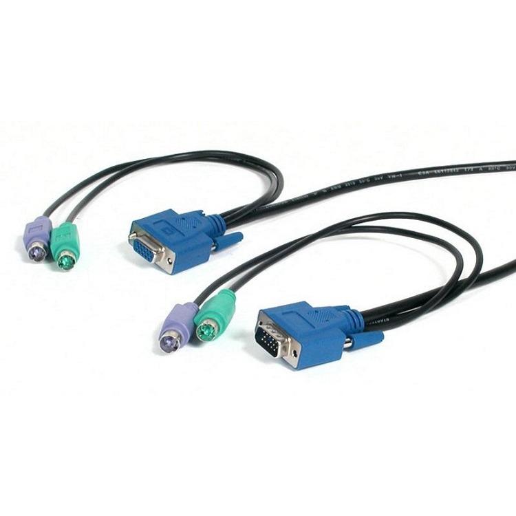 Ps23n1thin10 Kvm Kabel 3m Ps/2 Hq