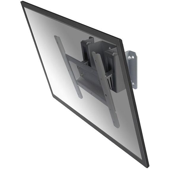 NewStar FPMA-W120 - Kantelbare muurbeugel - Geschikt voor tv's van 10 t/m 37 inch - Zilver