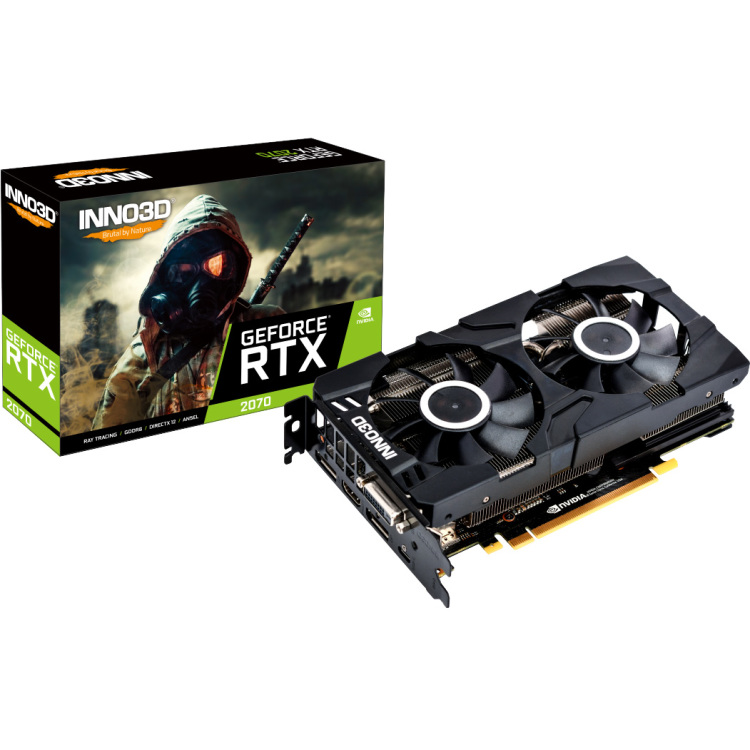 GeForce RTX 2070 Twin X2