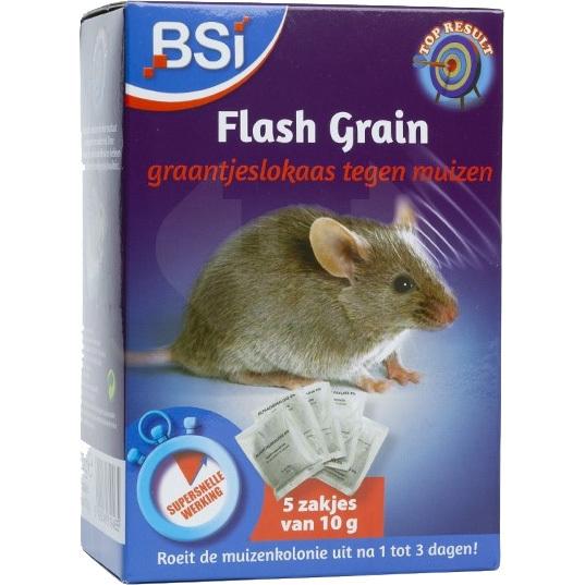 BSI flash grain 5x10 gr