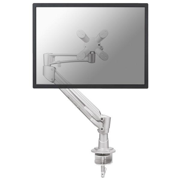 Newstar Lcd Monitor Arm Silver