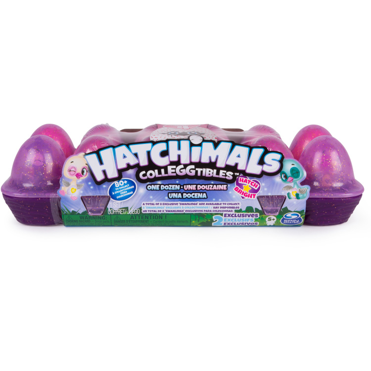 Hatchimals CollEGGtibles 12 stuks eierdoos