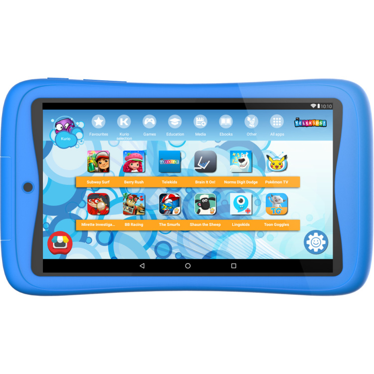 Tab Connect Telekids blauw