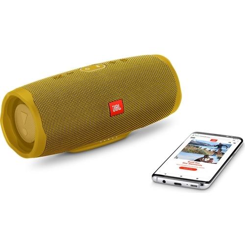 JBL Charge 4 Bluetooth luidspreker Outdoor, watervast, USB Geel