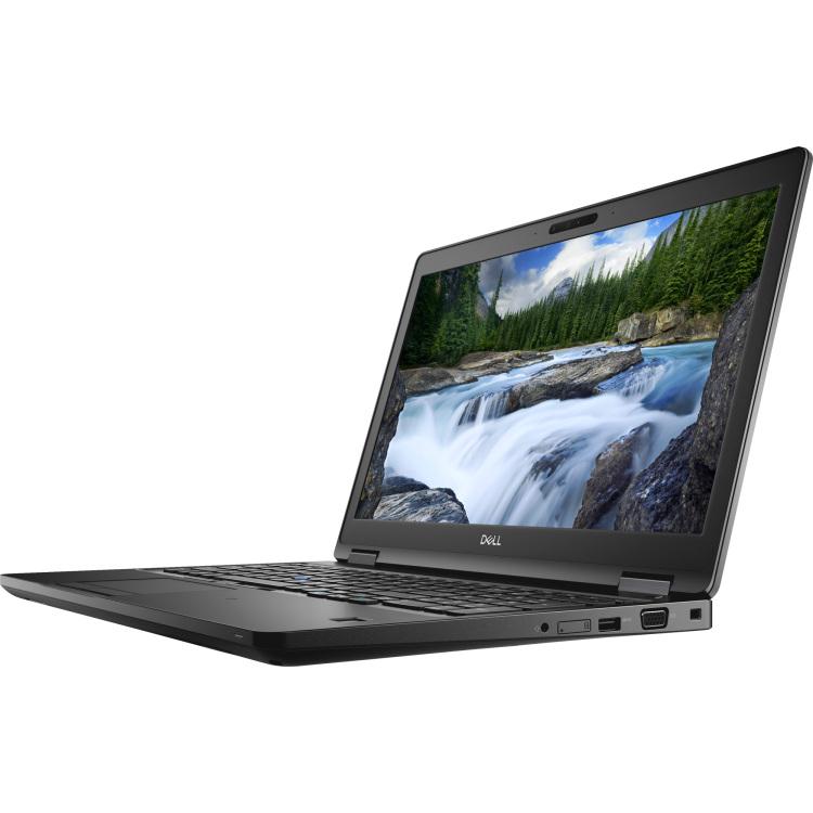 DELL Latitude 5590 1.7GHz i5-8350U Intel® 8ste generatie Core© i5 15.6  1920 x 1080Pixels Zwart N
