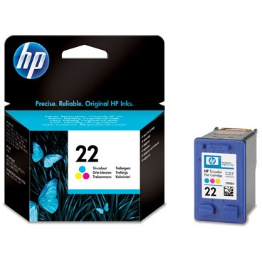 HP Inktpatroon »HP C9352AE« HP 22
