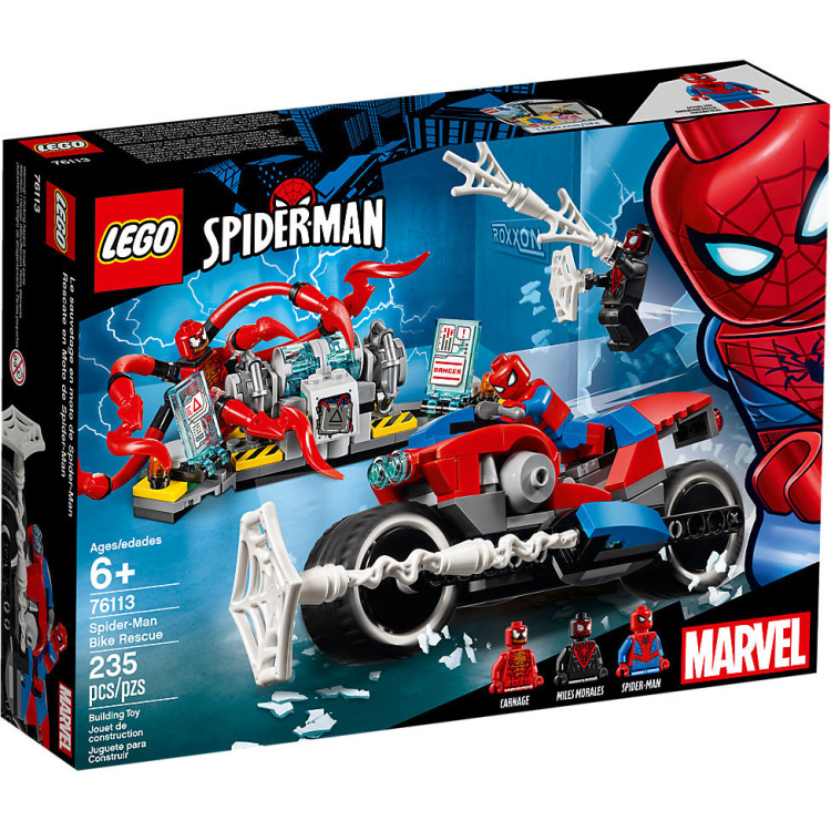 LEGO Spiderman Vehicle