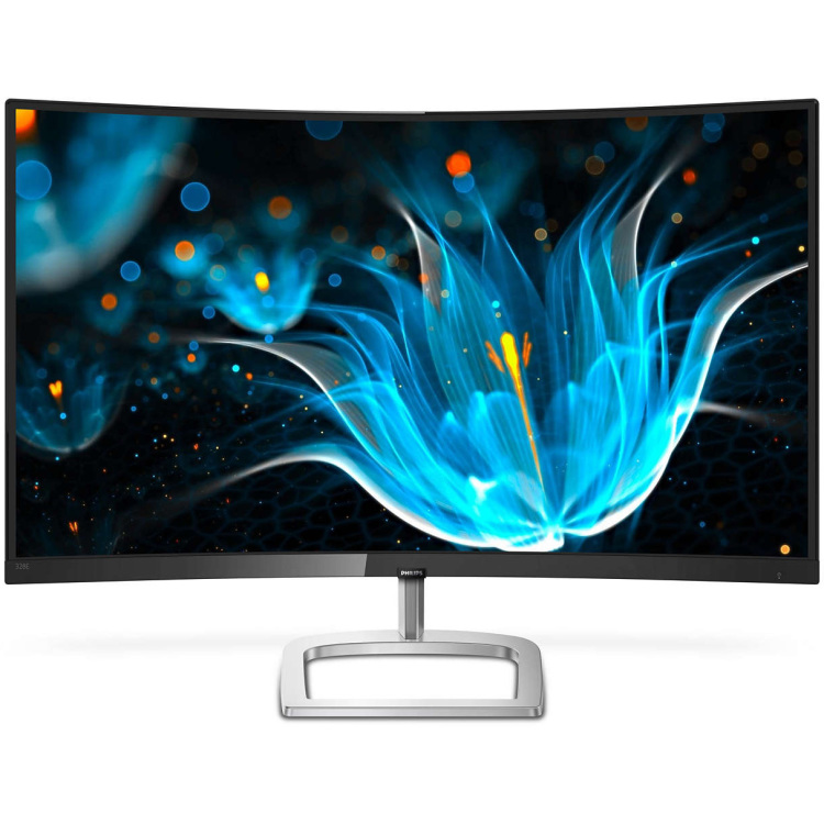 Philips E Line Gebogen LCD-monitor met Ultra Wide-Color 328E9QJAB-00