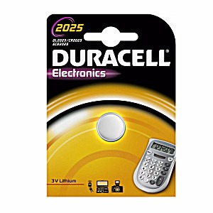 Duracell Batterij 3v Dl2032 Stuk