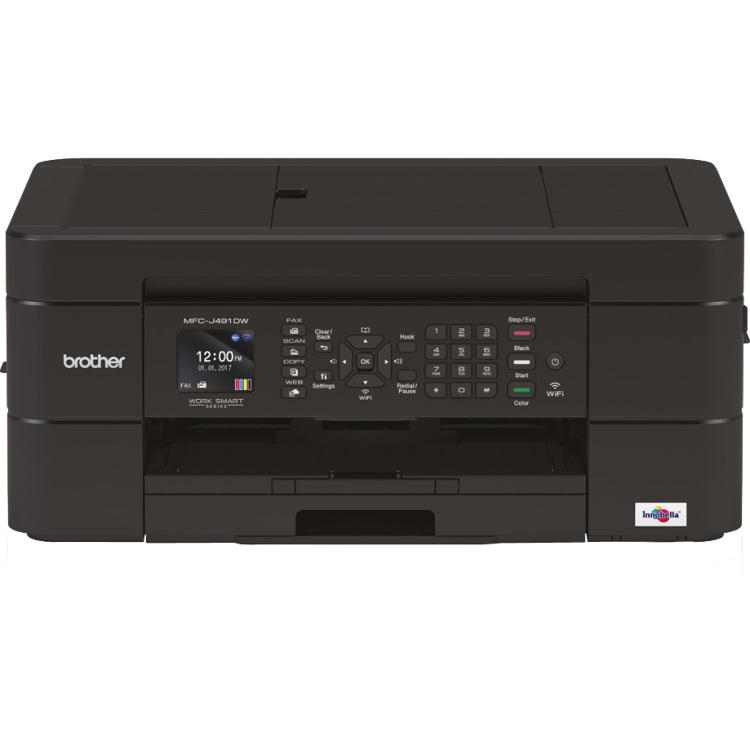 Brother MFC-J491DW printer