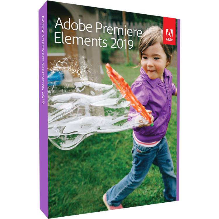 Adobe Premiere Elements 2019 - Windows/Mac software Engels
