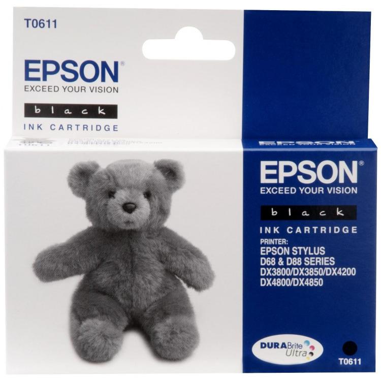 Epson Inktpatroon »T061140«