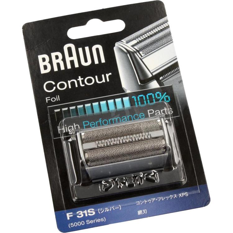 Op HardwareComponenten.nl is alles over verzorging te vinden: waaronder alternate en specifiek Braun Foil F31S scheerblad