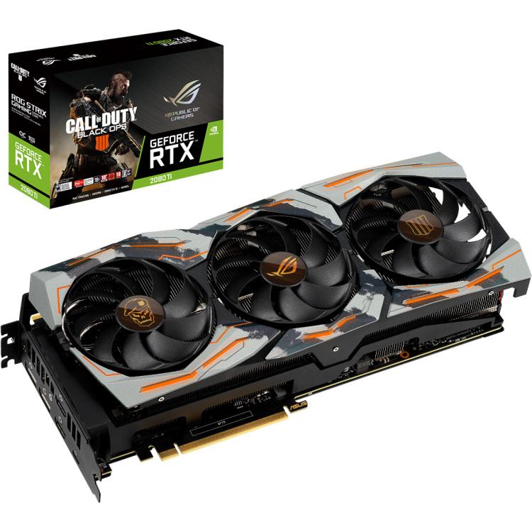 ROG Strix GeForce RTX 2080 Ti OC Call of Duty: Bla