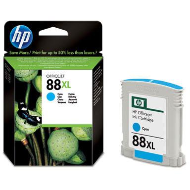 HP Inktpatroon »HP C9391AE« HP 88XL
