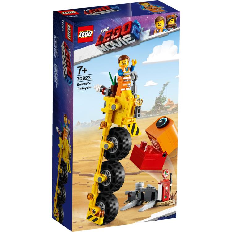 Emmets Driewieler Lego 70823