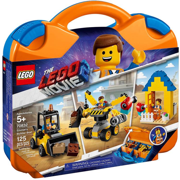 Emmets Bouwdoos Lego 70832