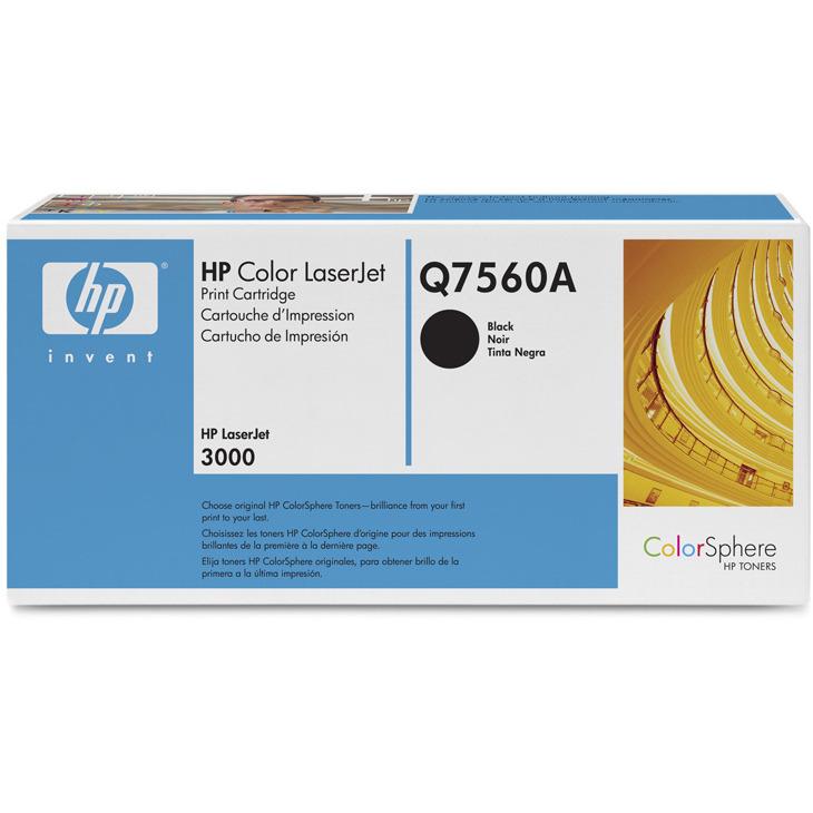 HP Tonercassette »HP Q7560A«