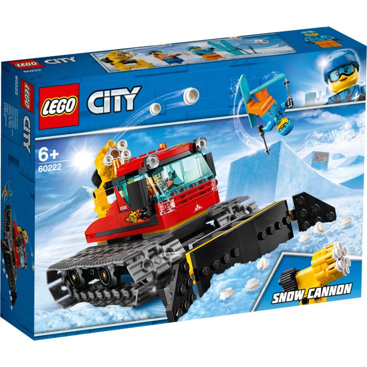 LEGO City - Sneeuwschuiver 60222