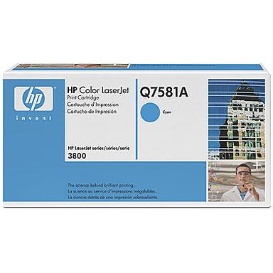 HP Tonercassette »HP Q7581A«