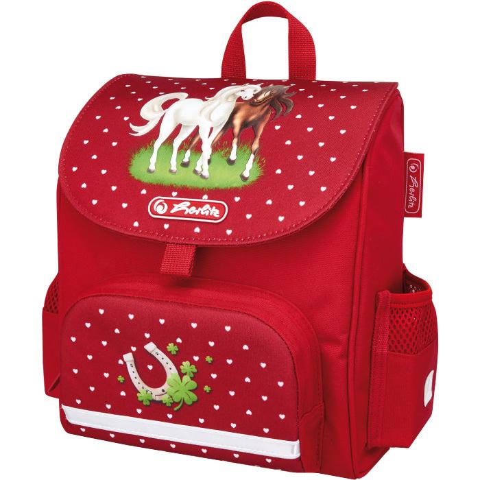 Herlitz Mini Softbag Horses Rugzak Multi kleuren