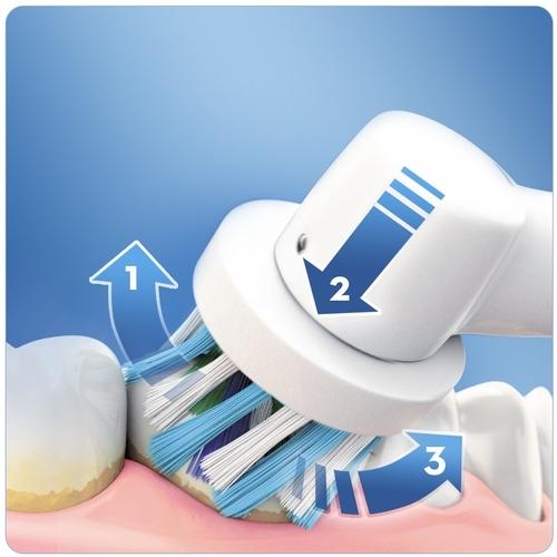 Vitality 100 CrossAction elektrische tandenborstel