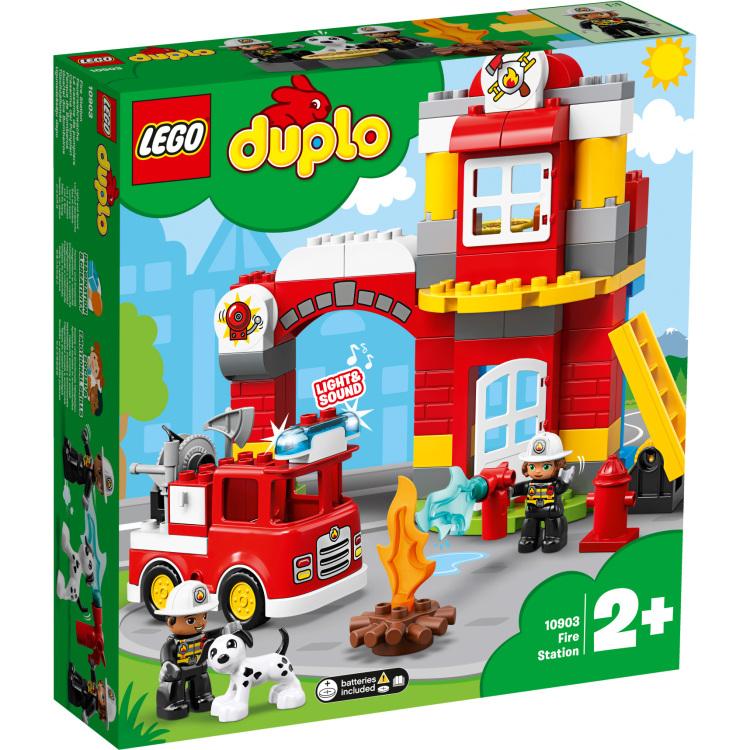 DUPLO - Brandweerkazerne