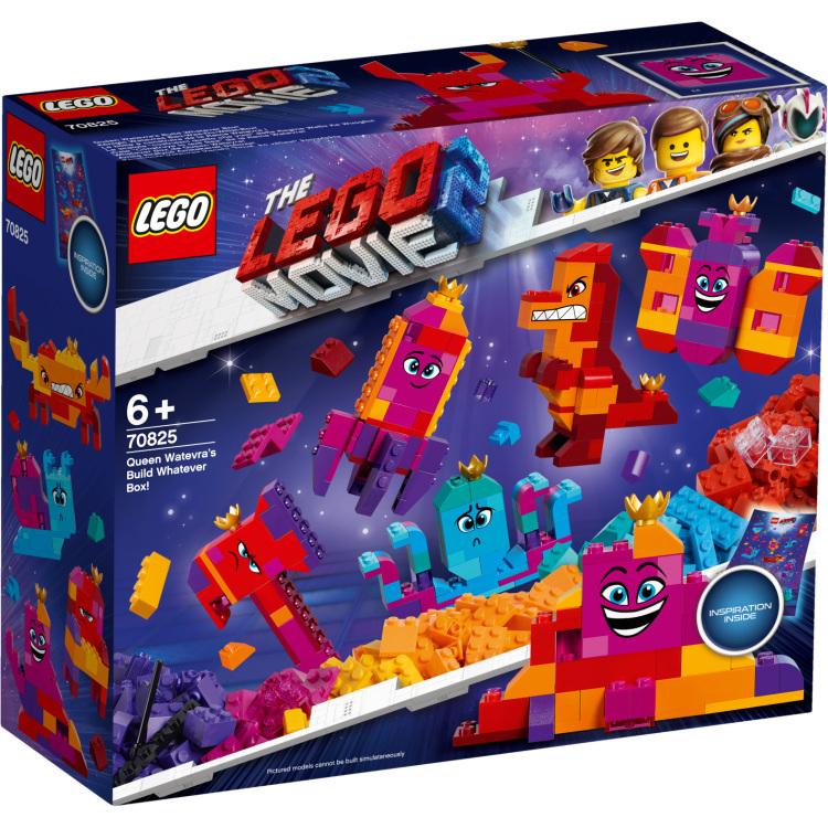 Koningin Wiedanook Watdanooks Bouw Iets Doos Lego 70825