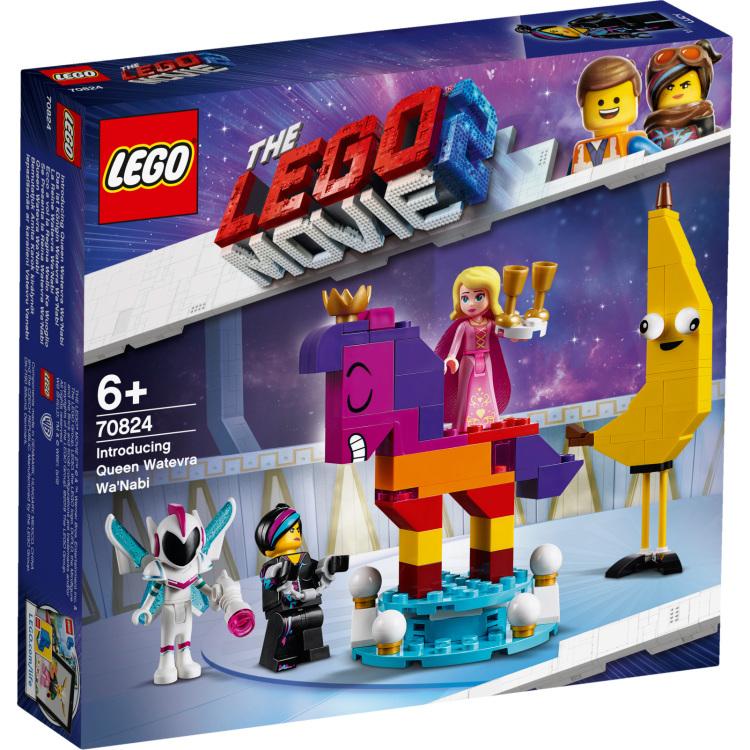 Maak Kennis Met Koningin Wiedanook Watdanook Lego 70824