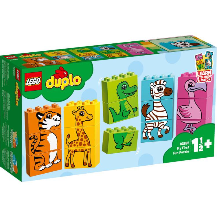 Lego 10885 Duplo First Puzzel