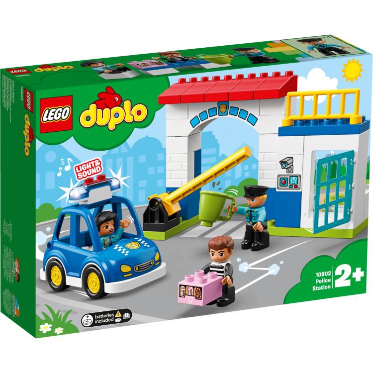 DUPLO - Politiebureau