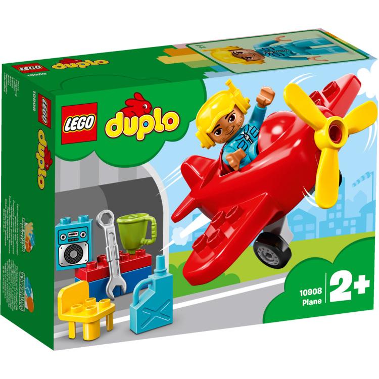 DUPLO - Vliegtuig