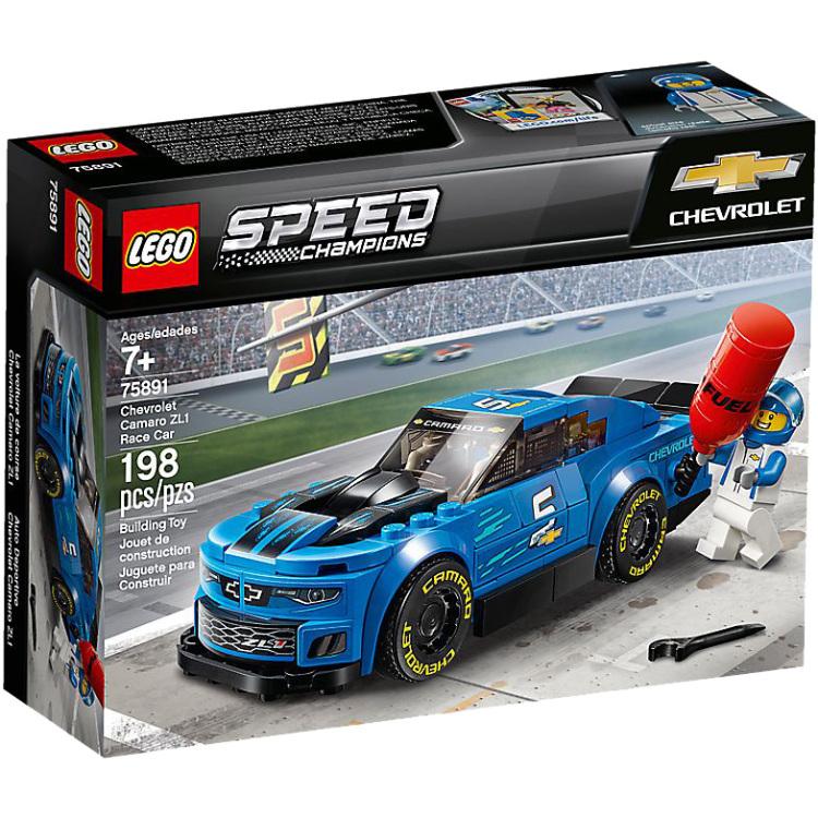 Lego 75891 Champions Chevrolet