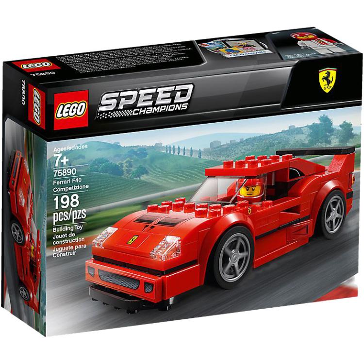 Lego 75890 Champions Ferrari F40
