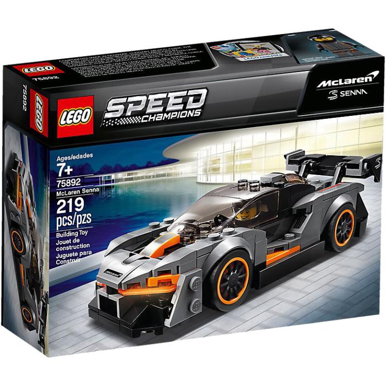 Lego 75892 Champions MCLaren Senna