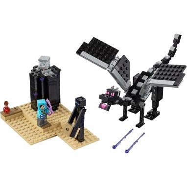 Lego 21151 Minecraft Laatste Gevecht