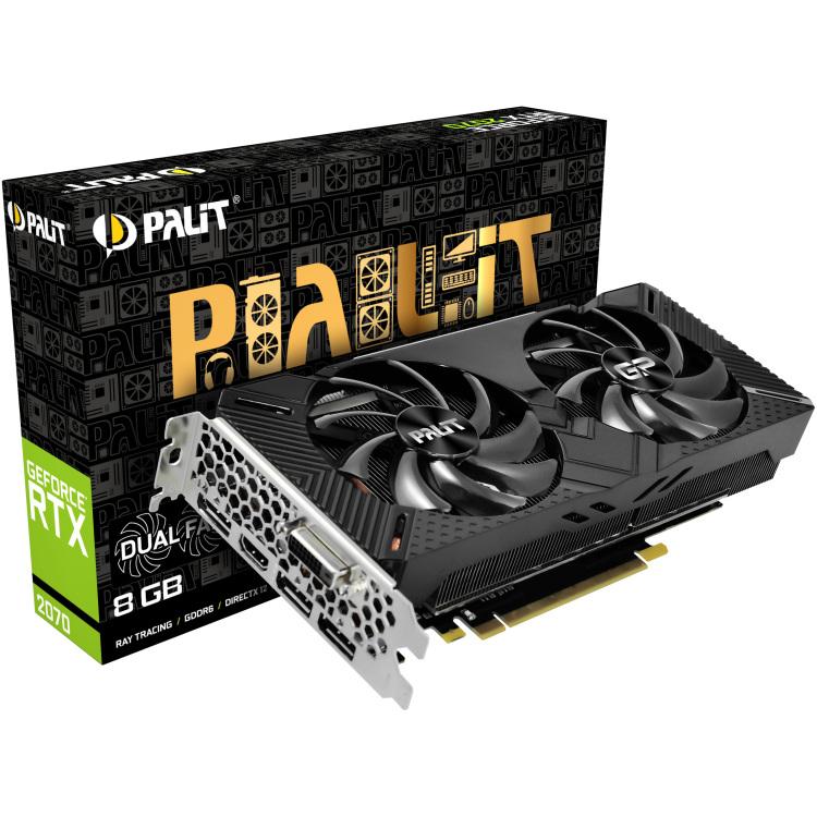 Pali8GB D6 RTX 2070 Dual V1