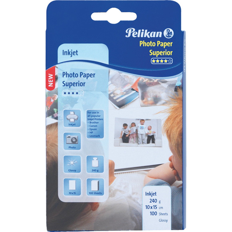 Fotopapier Superior 10x15 kopen