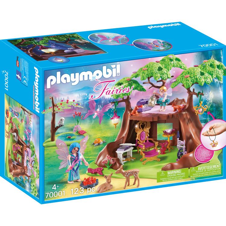 Sprookjesboshuis Playmobil 70001