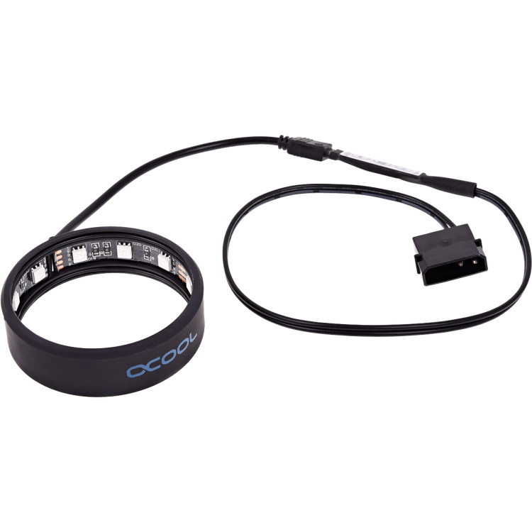 Productafbeelding voor 'Aurora LED Ring 60mm - RGB'