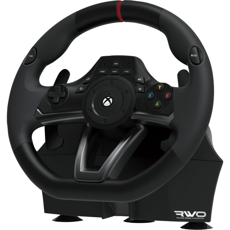 RWO: Racing Wheel Overdrive