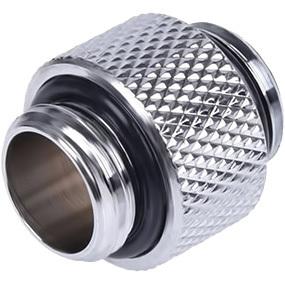 Alphacool HF Dubbele nippel G1/4 buitendraad naar G1/4 buitendraad 10 mm reserveonderdeel
