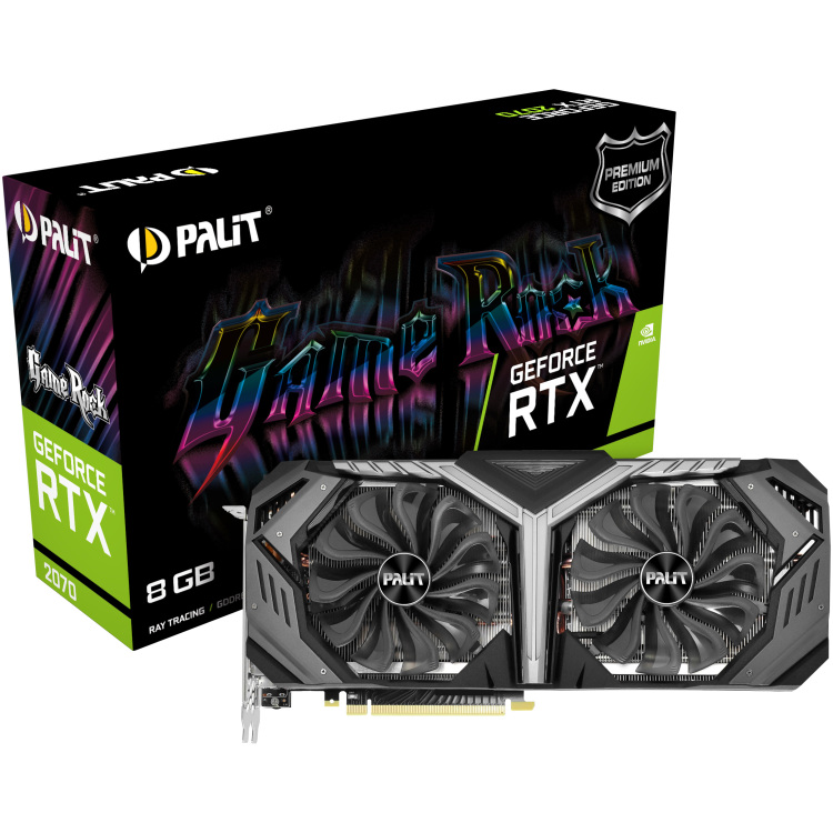 GeForce RTX 2070 GameRock Premium