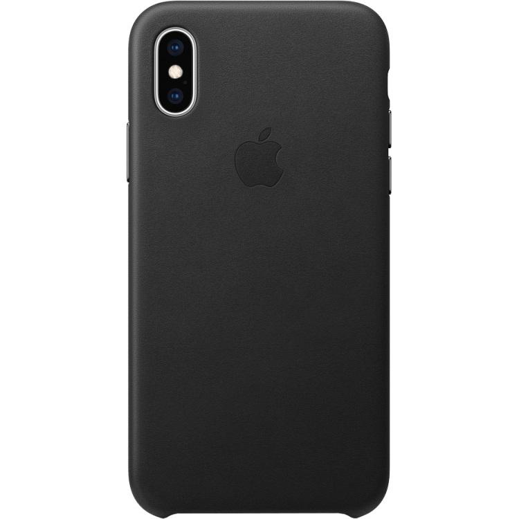 Apple Leren hoesje voor iPhone XS sleeve