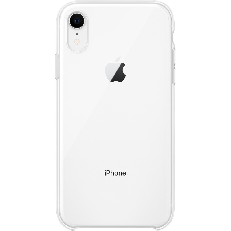 Apple Doorzichtig hoesje voor iPhone XR sleeve