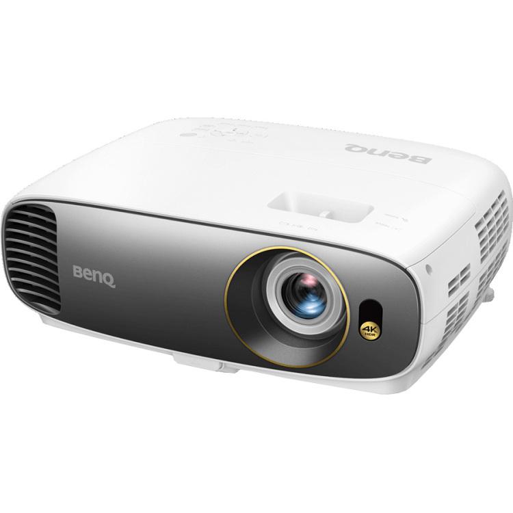 Benq W1720 beamer-projector 2000 ANSI lumens DLP 2160p (3840x2160) Desktopprojector Zwart, Wit