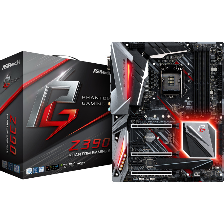 Z390 Phantom Gaming 6