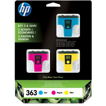 HP Inktpatronenset »HP CB333EE« HP 363