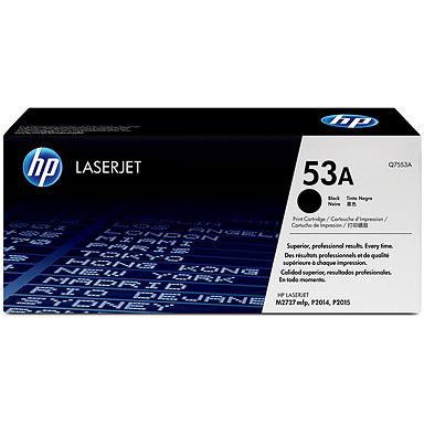 HP Tonercassette » HP Q7553A« HP 53A