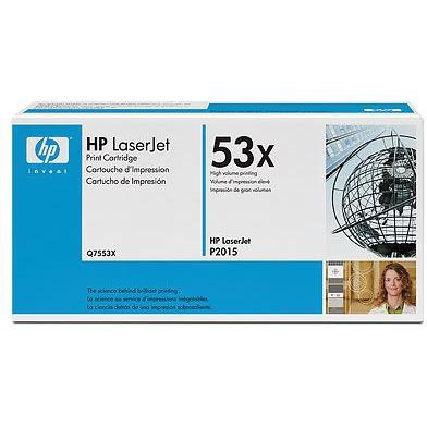 HP Tonercassette »HP Q7553X«